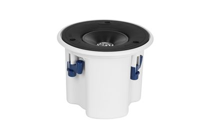 "Picture of KEF CI100.2QR 3"" Flush Mounting Round In-Wall & Ceiling Speaker."
