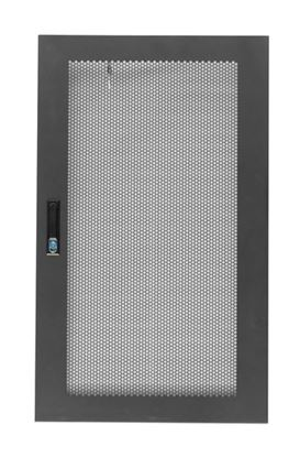 Picture of DYNAMIX Front Mesh Door for 18RU 600mm Wide Server Cabinet.