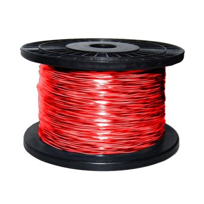 Picture of DYNAMIX 300m 2C 1.13mm Bare Copper , Red/Black Trace Figure 8x