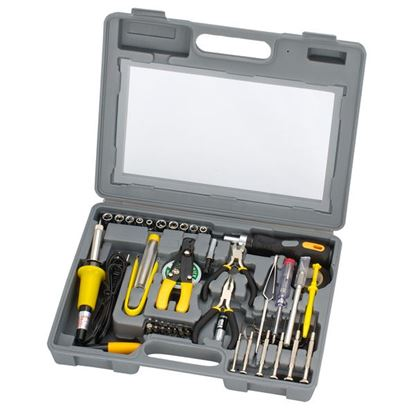 Picture of SPROTEK 56 Piece Computer Tool Kit.