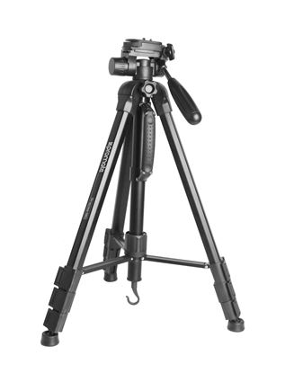 Picture of PROMATE Aluminium Camera Tripod. 55-178sm Height Adjustment. 360
