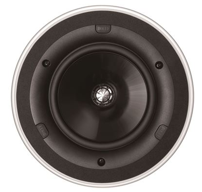 "Picture of KEF Ultra Thin Bezel 6.5"" Round In-Ceiling Speaker. 160mm Uni-Q"