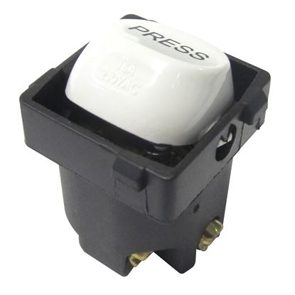 Picture of TRADESAVE 10A Momentary Press Mechanism. Suits all Tradesave