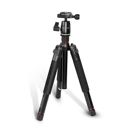 Picture of PROMATE 3-Way Precision Head Tripod . 42~153cm Height adjustment.