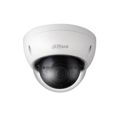 Picture of DAHUA 4MP IP Vandal Proof IR D/N Dome Camera. 2.8mm fixed lens.
