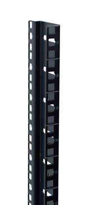 Picture of DYNAMIX 37RU S-Shaped Zinc Coated Mounting Rails for SR Series