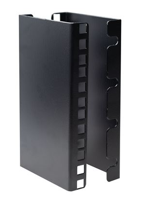 Picture of DYNAMIX Vertical Rail Extension Bracket for a 4U Rackmount.