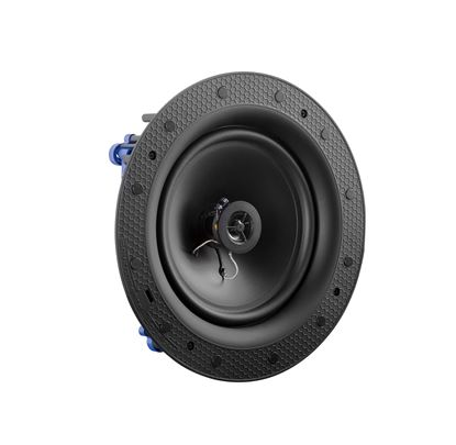 "Picture of LUMI AUDIO 8"" Frameless Ceiling 100V Speaker. 60W RMS, Frequency"