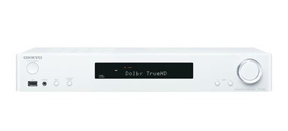 Picture of ONKYO 5.1 Channel Slim AV Receiver. HDMI 4 in, 1 out. ChromeCast
