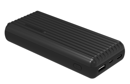 Picture of PROMATE 20000mAh USB-C High Capacity Portable Power Bank.