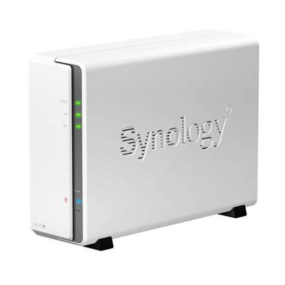 Picture of SYNOLOGY DS115j RtG 1-Bay NAS System. CPU Marvell Armada