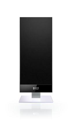 Picture of KEF 4.5' Satellite Speaker. Ultra-slim bass driver. Large