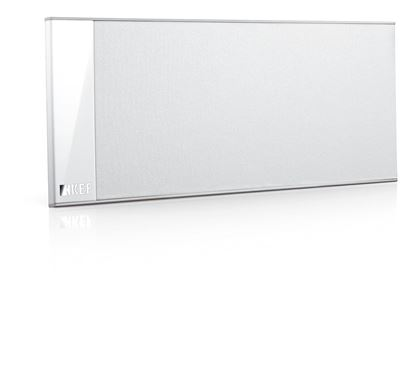 Picture of KEF 4.5' Centre Channel Speaker. Ultra-slim bass driver. Large