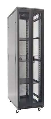 Picture of DYNAMIX 45RU Server Cabinet 800mm Deep (600 x 800 x 2210mm). Incl. 3x