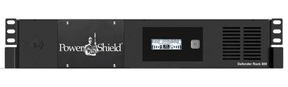 Picture of POWERSHIELD Defender Rackmount 800VA (480W) Line Interactive UPS,