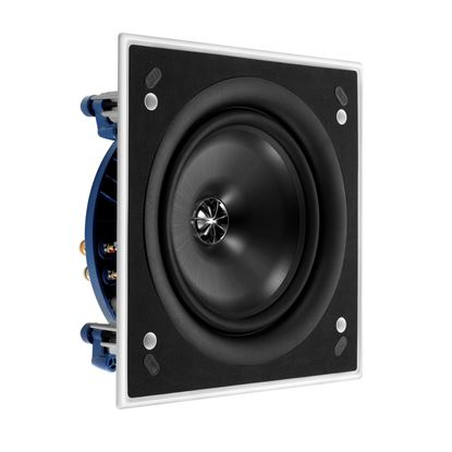 "Picture of KEF Ultra Thin Bezel 8"" Square In-Ceiling Speaker. 200mm Uni-Q"
