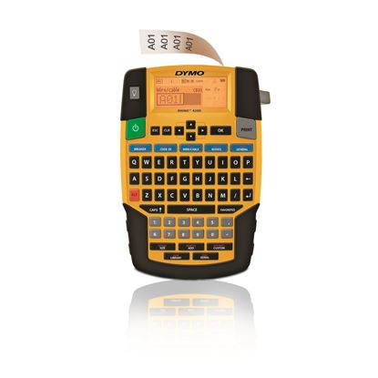 Picture of DYMO Rhino 4200 Industrial Labeller with QWERTY keyboard.