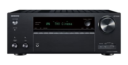 Picture of ONKYO 7.2 Channel Network AV Receiver. HDMI 7 in, 2 out. Dolby