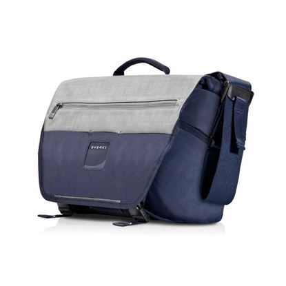 Picture of EVERKI ContemPRO 14.1' Bike Laptop Messenger Bag. Dedicated Pockets