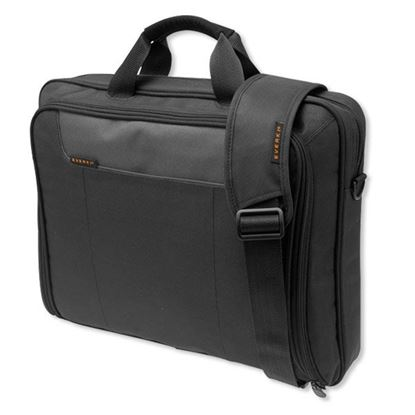 Picture of EVERKI Advance Briefcase 17.3', Separate zippered accessory pocket,