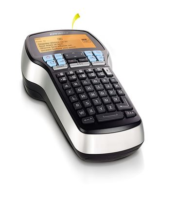 Picture of DYMO LabelManager 420P Portable Labeller, 7 font sizes, 8 font