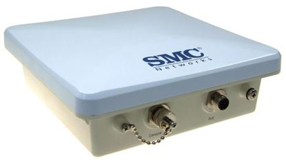 Picture of SMC 5/2.4GHz 108/54/11Mbps Slave Wireless Access Point/Bridge.