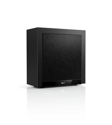 Picture of KEF 10' 250W Subwoofer. Built-in Class-D amplifier.