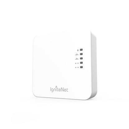 Picture of IGNITENET Mini MU-MIMO Dual-Band AC1200 Wave 2 WiFi  Access Point.