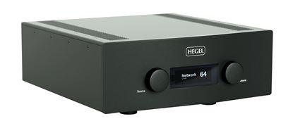Picture of HEGEL H590 Integrated Amplifier 2 x 301W into 8 Ohm, Dual Mono