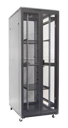Picture of DYNAMIX 45RU Server Cabinet 800mm Deep (800 x 800 x 2210mm). FLAT