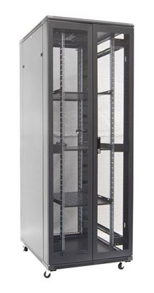 Picture of DYNAMIX 45RU Server Cabinet 800mm Deep (800 x 800 x 2210mm). Incl. 3x