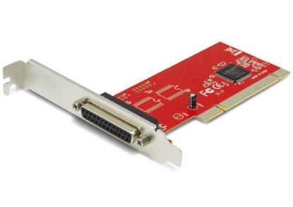 Picture of UNITEK 1 Port Parallel PCI Card. Includes Low Profile Bracket.