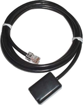 Picture of DYNAMIX Box Type IR Receiver for HWS range. 1m cord with RJ45