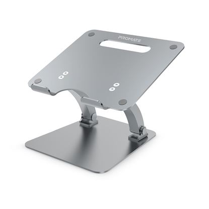 "Picture of PROMATE Multi-Level Ergonomic Laptop Stand for Laptops up to 17""."
