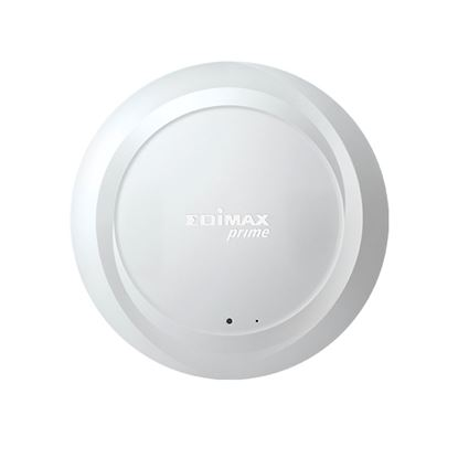 Picture of EDIMAX AX1800 Wi-Fi 6 Dual-Band Ceiling-Mount PoE Access Point.