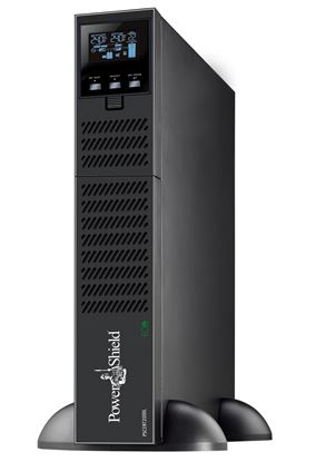 Picture of POWERSHIELD Centurion RT 2000VA/ Long Run Online UPS.  No Internal