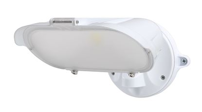 Picture of HOUSEWATCH 40W Single LED Wall Mount Floodlight. IP54. 4000 Lumens