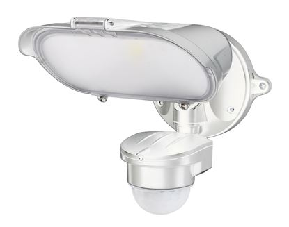 Picture of HOUSEWATCH 40W Singl LED Floodlight with Motion Sensor IP54. Passive