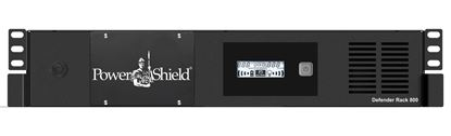 Picture of POWERSHIELD Defender Rackmount 800VA (480W) Line Interactive UPS,