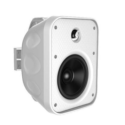 Picture of LUMI AUDIO 5.25' 8ohm / 100V / 70V Outdoor  On-Wall Speaker. IP56