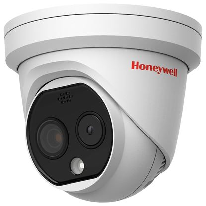 Picture of HONEYWELL 4MP IP Thermal & Optical Temperature Detection IR Fixed Dome