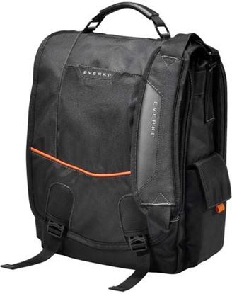 Picture of EVERKI Urbanite Messenger Bag 14.1' ,Checkpoint friendly design.