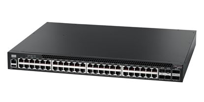Picture of EDGECORE 48 Port GE + 4x 10G SFP+ Switch.