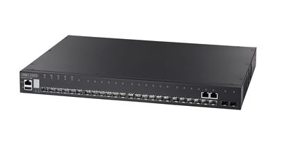 Picture of EDGECORE 28 Port Gigabit Managed L2 Switch.