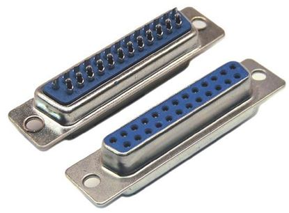 Picture of DYNAMIX Solder Connector (DB25 Female)