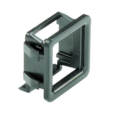Picture of DYNAMIX AV Keystone to PDL600 Series Compatible Modular Clip.
