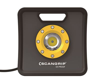 Picture of SCANGRIP NOVA-EX Portable Work Light with 10m 240V Power Cable.