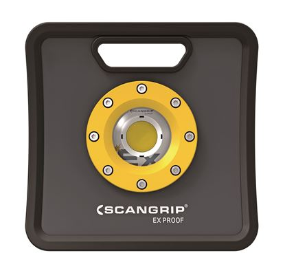 Picture of SCANGRIP NOVA-EX R Rechargable Portable Work Light. 1500 Lumens.