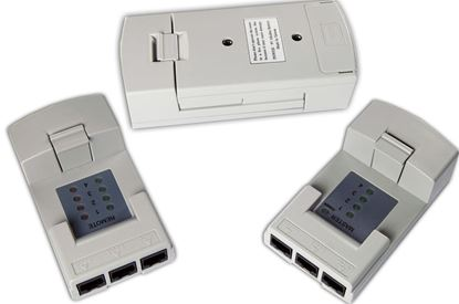 Picture of DYNAMIX UTP RJ45 LAN Link Tester for RJ45 (568A & 568B) & USOC cable