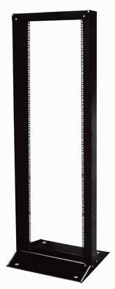 Picture of DYNAMIX 47RU Open Rack, 543 x 280 x 2230mm(ex). 200kg Static Load.